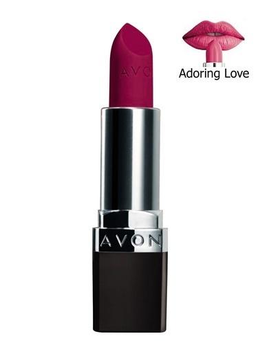 Avon Perfectly Mat Ruj Adoring Love Pembe